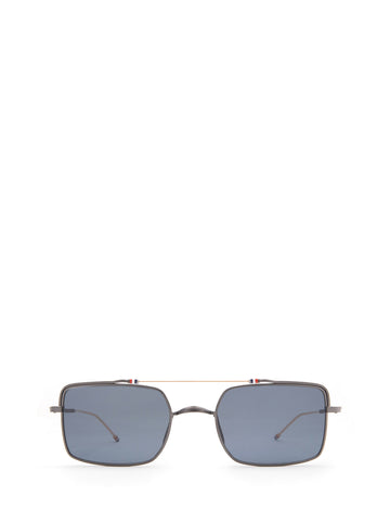 Thom Browne Eyewear Retro Square Sunglasses