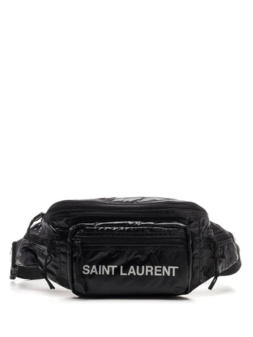 Saint Laurent Nuxx Messenger Bag