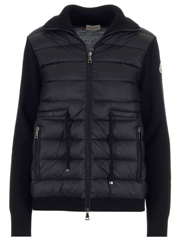 Moncler Padded Cardigan Jacket