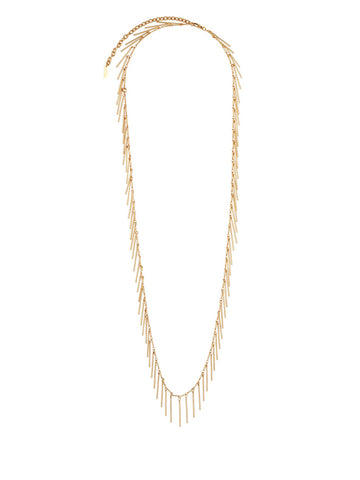 Saint Laurent Long Line Necklace