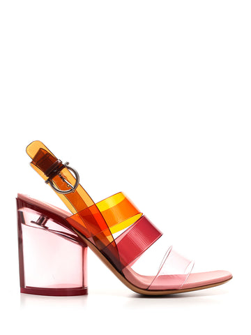 Salvatore Ferragamo Strappy Heel Sandals