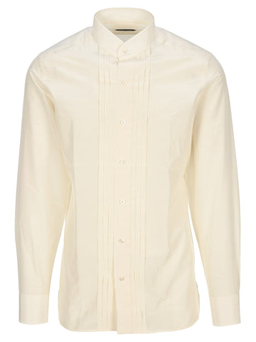 Tom Ford Pleated Detail Shirt