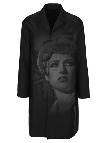 Undercover Cindy Sherman Print Coat