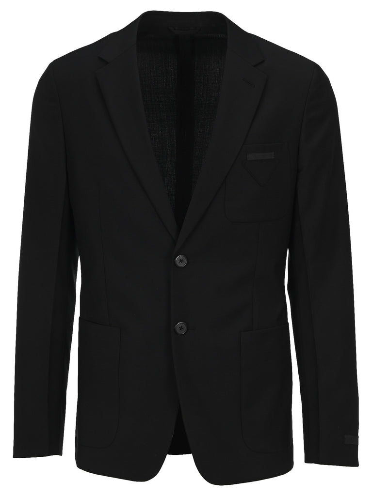 Prada Single Breasted Jacket