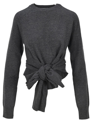 JW Anderson Bow Knit Sweater