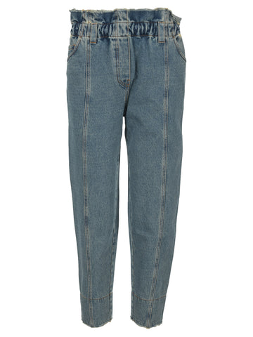 Philosophy Di Lorenzo Serafini High-Waisted Jeans