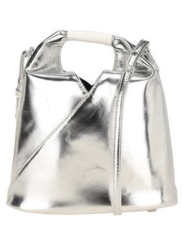 MM6 Maison Margiela Metallic Tote Bag