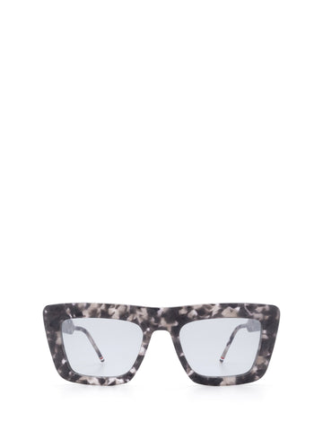 Thom Browne Eyewear Rectangular Frame Sunglasses
