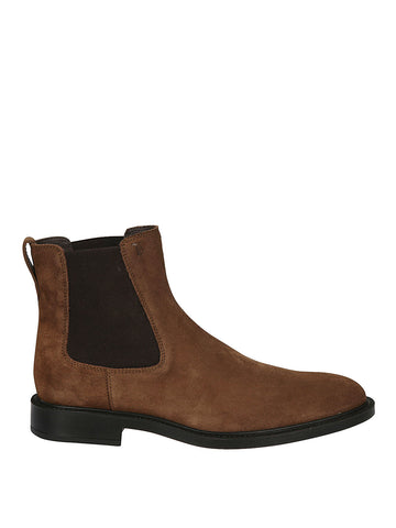 Tod's Slip On Chelsea Boots