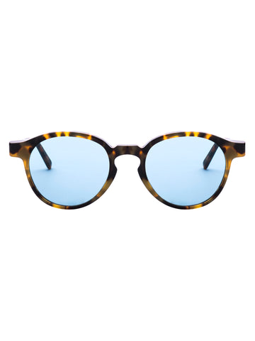 Retrosuperfuture The Warhol Round Frame Sunglasses