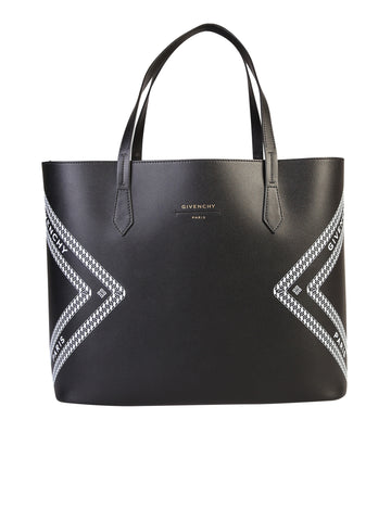Givenchy Motif Printed Tote Bag