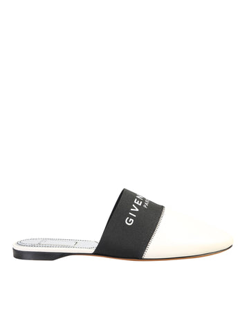 Givenchy Bedford Logo Mules