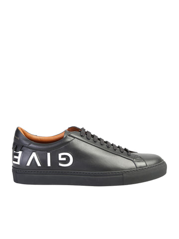 Givenchy Reverse Logo Lace-Up Sneakers