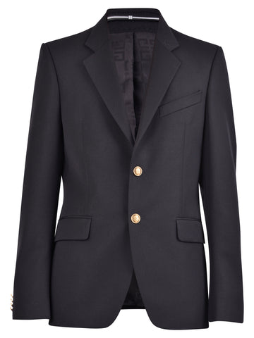 Givenchy Single Breasted Blazer
