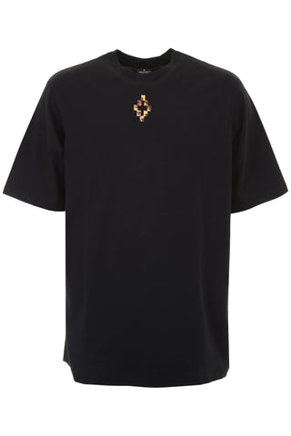 Marcelo Burlon County Of Milan Fire Cross T-Shirt