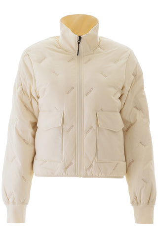 Kenzo Paris Quilted Down Jacket
