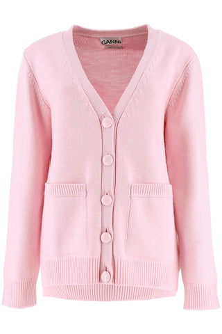 Ganni Knitted Cardigan