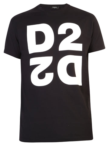 Dsquared2 D2 Printed T-Shirt