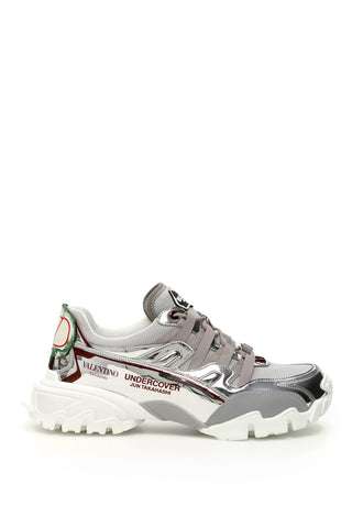 Valentino X Undercover Lace Up Climber Sneakers