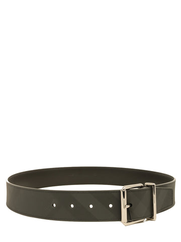 Burberry London Check Belt