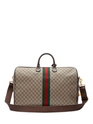 Gucci Large Ophidia GG Supreme Carry-On Bag