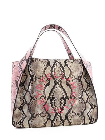 Stella McCartney Printed Logo Tote Bag