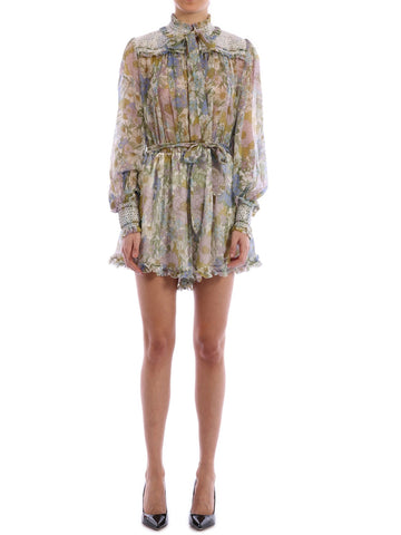 Zimmermann Super Eight Playsuit