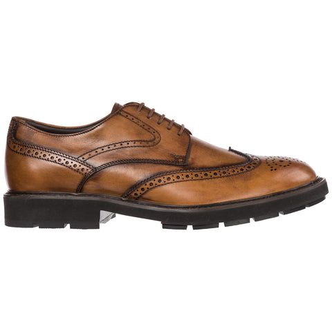 Tod's Brogue Lace-Up Shoes