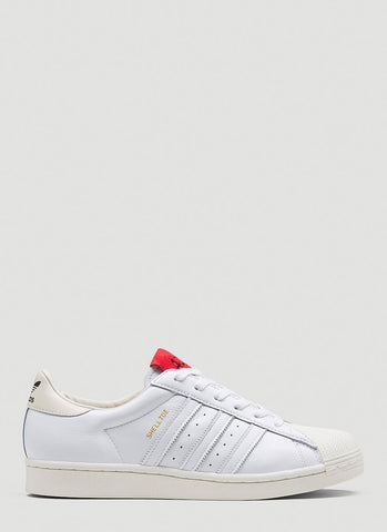 Adidas Originals 424 Shell Toe Sneakers