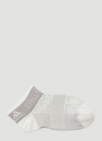 Adidas By Stella McCartney Pack Of Two Ankle Socks