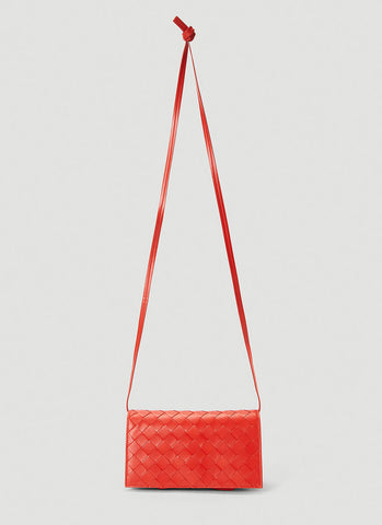 Bottega Veneta Mini Crossbody Bag