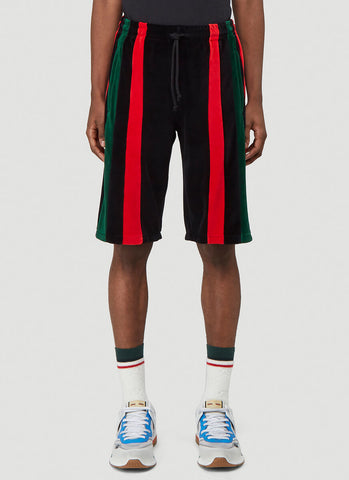 Gucci Panelled Shorts