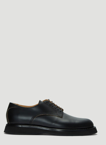 Jil Sander Derby Lace-Up Shoes