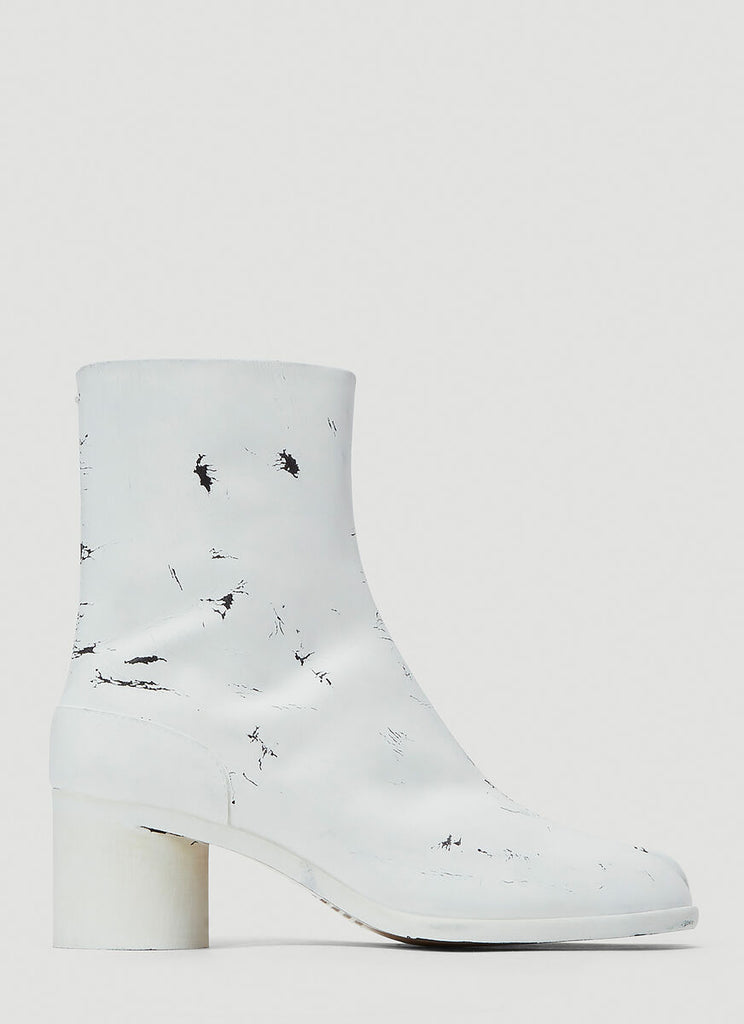 Maison Margiela Distressed Tabi Boots