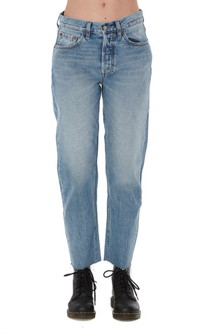 Boyish Denim Straight Leg Jeans