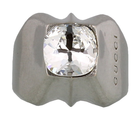 Gucci Crystal Pyramid RIng