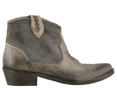Pawelk's Slip On Ankle Boots