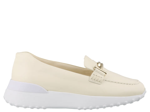 Tod's Logo Flat Shoes