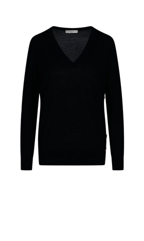 Givenchy V-Neck Knitted Jumper