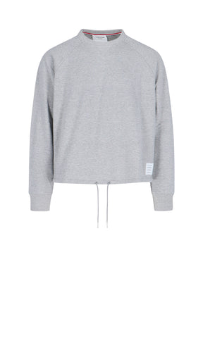 Thom Browne Drawstring Sweatshirt