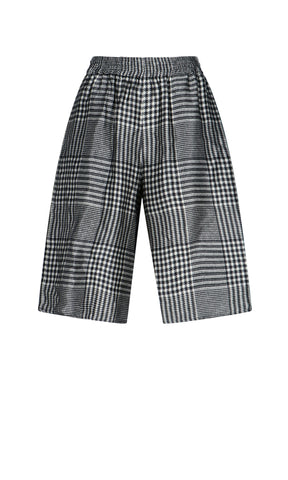MM6 Maison Margiela Prince Of Wales Check Shorts