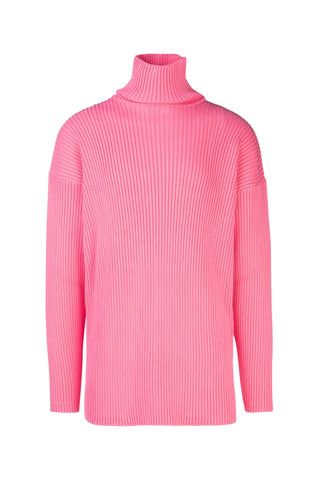 Balenciaga Logo Turtleneck Sweater