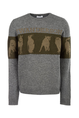 JW Anderson Knitted Sweater