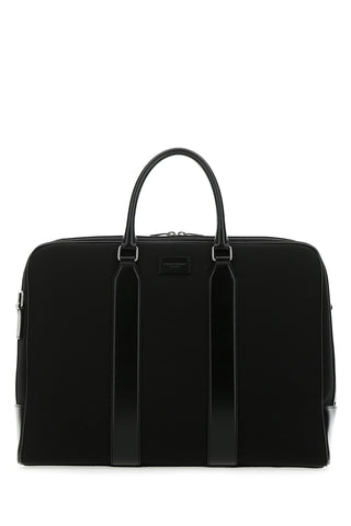 Saint Laurent Travel Briefcase