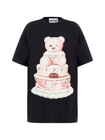 Moschino Cake Teddy Bear T-Shirt