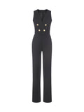 Balmain Tailored Jumpsuit
