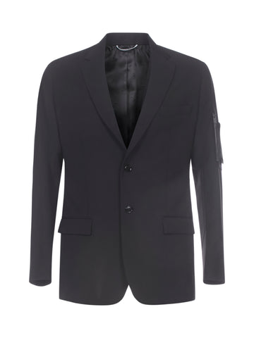 Dior Homme Single Breasted Blazer