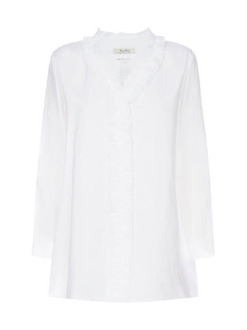 'S Max Mara V-Neck Shirt