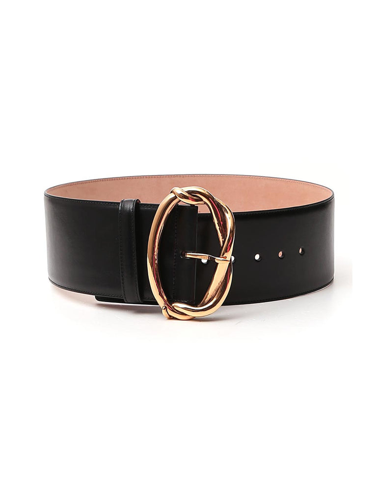 Alexander McQueen Wire Buckle Belt