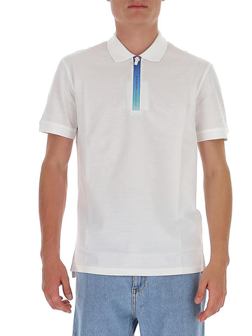 Givenchy Address Faded Slim-Fit Polo Shirt